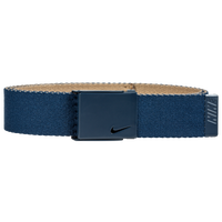 Nike Classic Essentials Web Golf Belt - Men's - Navy
