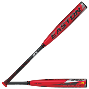 Easton BB20ADV ADV360 BBCOR Baseball Bat - Men's - Red/Black