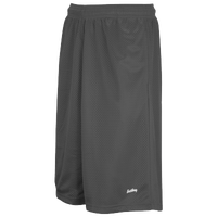 "Eastbay 13"" Mesh Short with Pockets - Men's - Grey / Grey"
