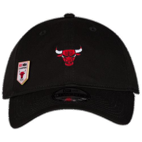 New Era NBA Pin Adjustable Cap - Men s - Accessories - Chicago Bulls ... fde480401fe
