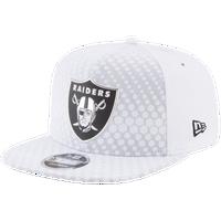 33849e8a5 New Era NFL 9Fifty Color Rush Snapback - Men s - Oakland Raiders - White    Black