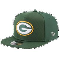 be471f591df New Era NFL 9Fifty Color Rush Snapback - Men s - Green Bay Packers - Dark  Green