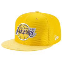7f0a655f464 New Era NBA 59Fifty On Court Cap - Men s - Los Angeles Lakers - Gold