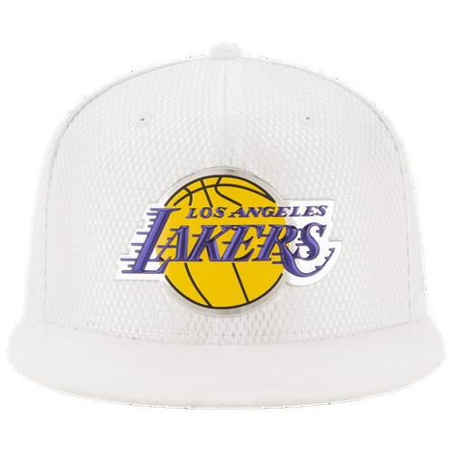 5bb10964c4d4 New Era NBA 59Fifty On Court Cap - Men s - Accessories - Los Angeles ...