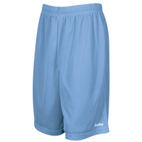 "Eastbay 9"" Basic Mesh Shorts - Men's - Light Blue / Light Blue"