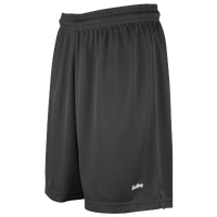 "Eastbay 8"" Basic Mesh Shorts - Women's - Grey / Grey"