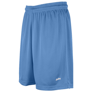 "Eastbay 8"" Basic Mesh Shorts - Women's - Columbia Blue"