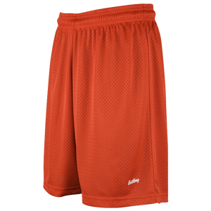 "Eastbay 8"" Basic Mesh Shorts - Women's - Orange"