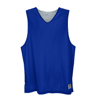Eastbay Basic Reversible Mesh Tank - Men's - Blue / Silver