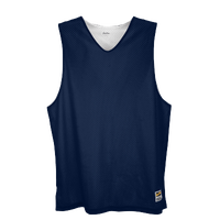 Eastbay Basic Reversible Mesh Tank - Men's - Navy / White
