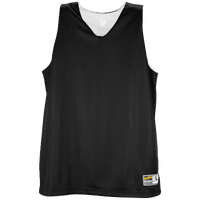Eastbay Basic Reversible Mesh Tank - Women's - Black / White