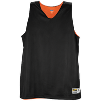 Eastbay Basic Reversible Mesh Tank - Women's - Orange / Black