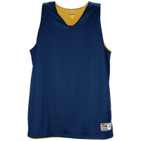 Eastbay Basic Reversible Mesh Tank - Women's - Navy / Yellow