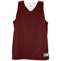 Eastbay Basic Reversible Mesh Tank - Women's - Maroon / White