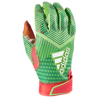 adidas adiZero 5-Star 8.0 Receiver Glove - Men's - Light Green / Green