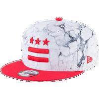 c37602c1084d2a New Era NBA 9Fifty Snapback Cap - Men s - Washington Wizards - White   Red