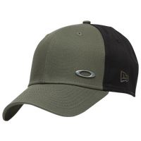 Oakley Tinfoil Golf Cap - Men's - Olive Green / Black