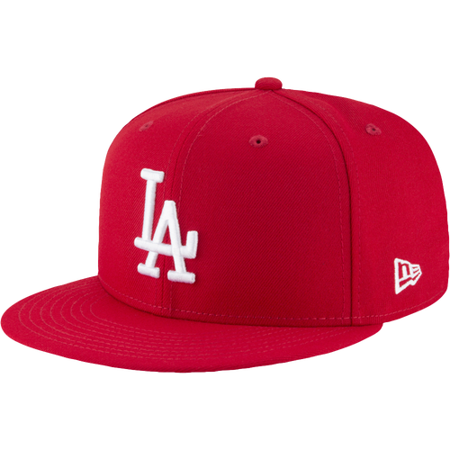 New Era MLB 59Fifty Basic Cap - Men s - Accessories - Los Angeles ... dbacfabcda1