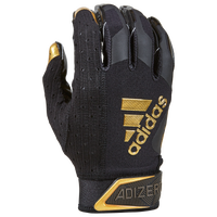 adidas adiZero 9.0 Receiver Gloves - Men's - Black