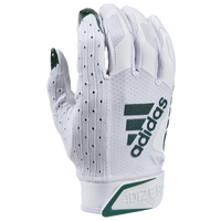 adidas adiZero 9.0 Receiver Gloves - Men's - White