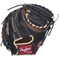 Rawlings Heart of the Hide Catcher's Mitt - Men's - Black / Brown