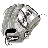 Wilson A2000 H1175 Fastpitch Glove - Women's - Grey / White