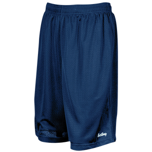 "Eastbay 9"" Basic Mesh Short with Pockets - Men's - Navy"