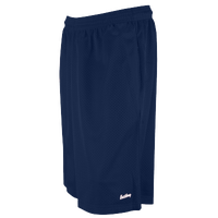 "Eastbay 11"" Basic Mesh Short with Pockets - Men's - Navy / Navy"