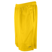 "Eastbay 11"" Basic Mesh Short with Pockets - Men's - Yellow / Yellow"
