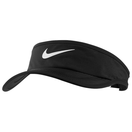 Nike Featherlight Visor - Grade School - Casual - Accessories - University  Red Black White 120a39561c7