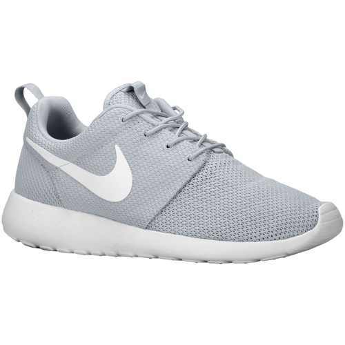 ae914206a45 Nike Roshe One - Men's - Running - Shoes - Wolf Grey/White
