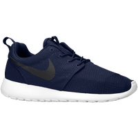 nike roshe one blue and black