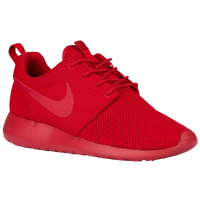 red nike roshe mens