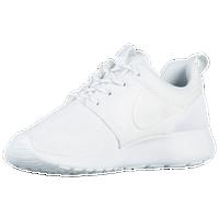 Nike Roshe Des Femmes De Blanc