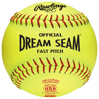 Rawlings Dream Seam ASA/NFHS Fastpitch Softballs - Women's