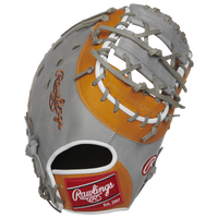 Rawlings Heart of the Hide First Base Mitt - Silver / Tan