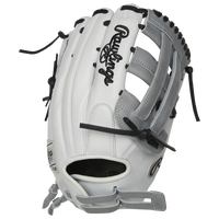 Rawlings Heart of the Hide Softball Series Glove - Women's - White / Grey