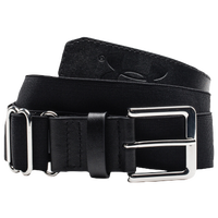 Under Armour Baseball Belt - Men's - All Black / Black