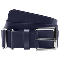 Under Armour Baseball Belt - Men's - Navy / Navy