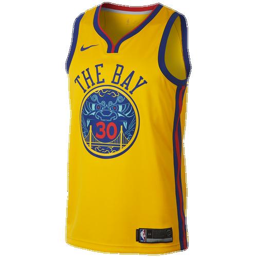 online store 8e213 e5ee1 Nike NBA City Edition Swingman Jersey - Men's
