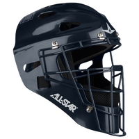 All Star Player's Series 2300SP Catcher's Head Gear - Navy / Navy