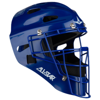 All Star MVP 2310 Catcher's Head Gear - Boys' Grade School - Blue / Blue