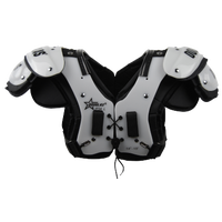 Douglas JP 34 Shoulder Pads - Boys' Grade School - White / Black