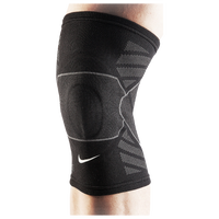 Nike Pro Knit Knee Sleeve - Black / White