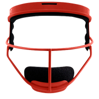 RIP-IT Defensive Face Guard - Women's - Red / Black