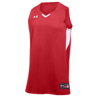 Under Armour Team Fury Jersey - Women's - Red / White