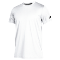 adidas Team Clima Tech T-Shirt - Men's - White