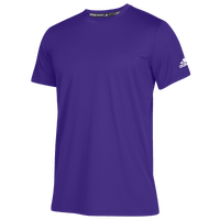 adidas Team Clima Tech T-Shirt - Men's - Purple