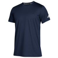 adidas Team Clima Tech T-Shirt - Men's - Navy
