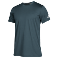 adidas Team Clima Tech T-Shirt - Men's - Grey